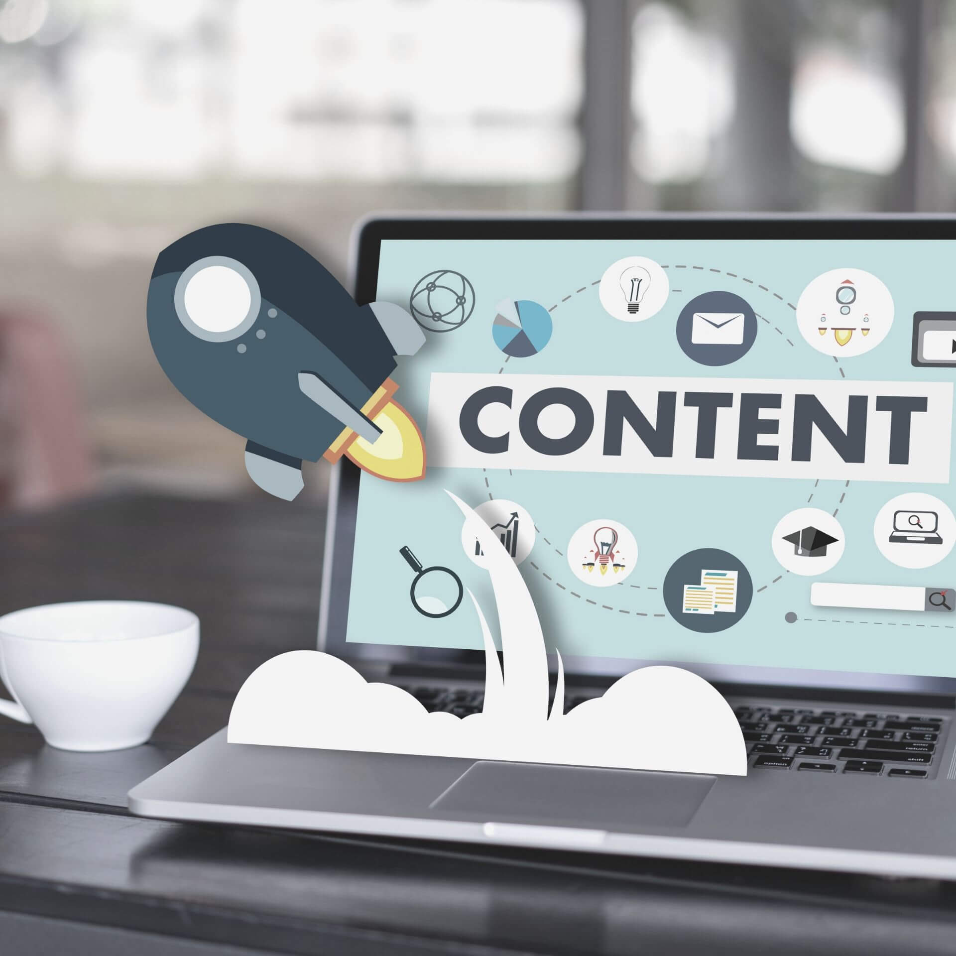 Apply Content Marketing to SEO