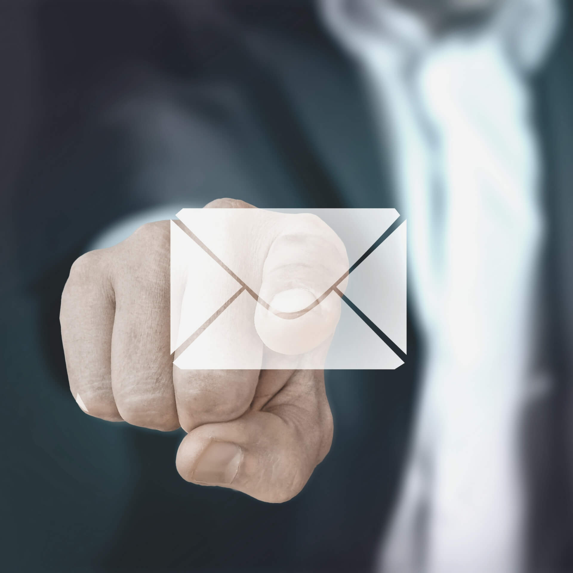 email marketing to convert donors