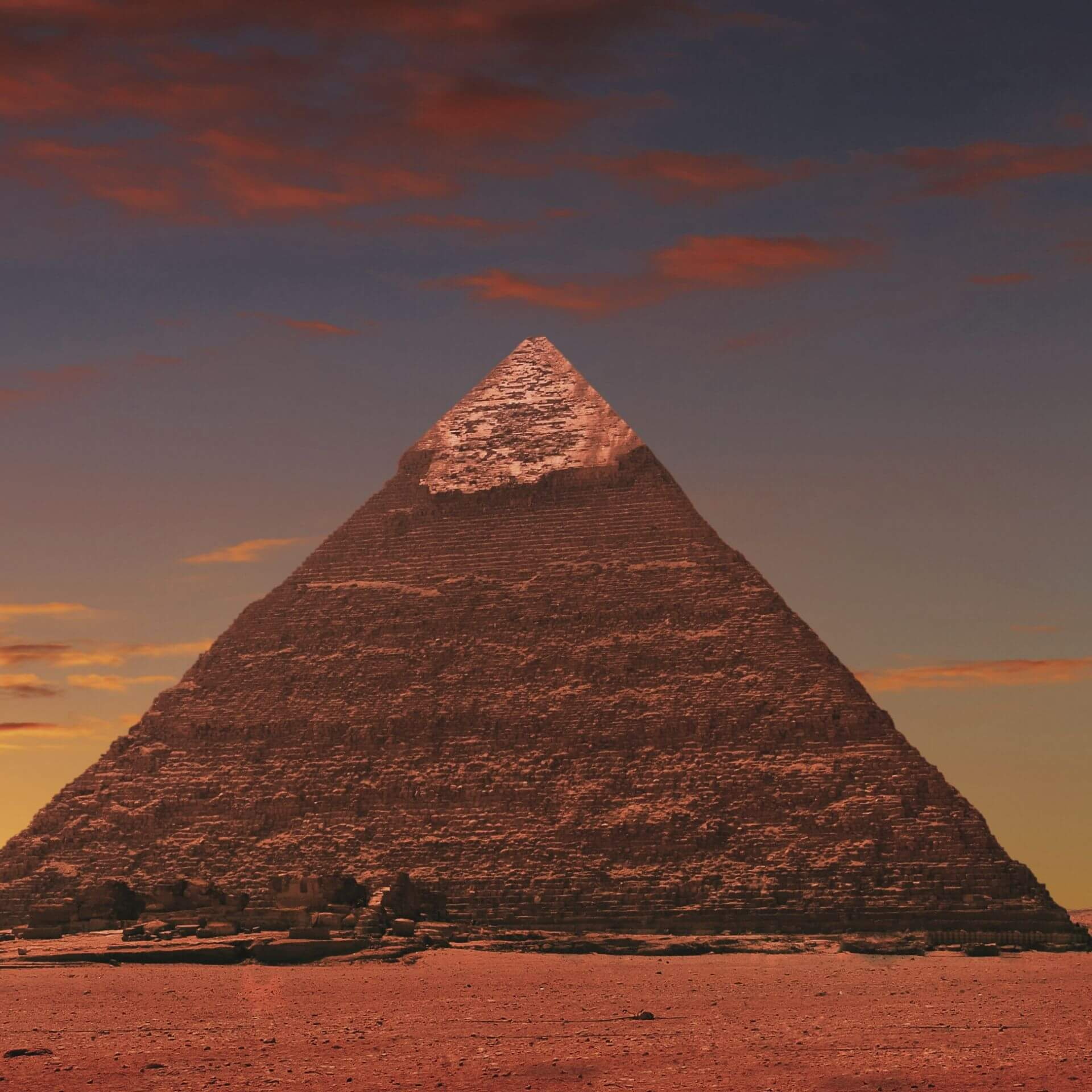 How to Format a Blog Post: Your post should be formatted to look like this Egyptian pyramid.